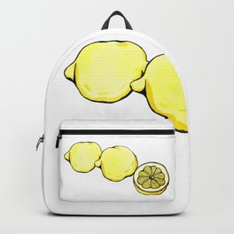 Trois Citrons 2 Backpack