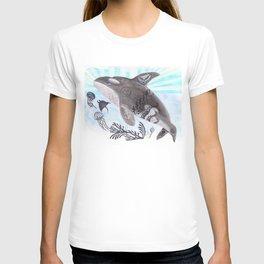 Killer Whale Ishmael T-shirt