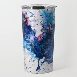 Vibrant Splash Travel Mug
