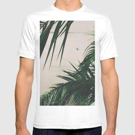 Tropical Palm Leaves T-shirt