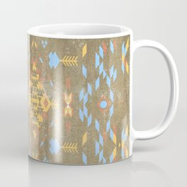 Native Aztec Coffee Mug