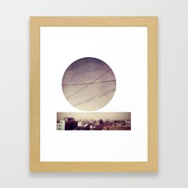 Sutro 18 Framed Art Print