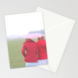 Red Coats Stationery Cards