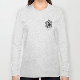 Old Black Crow Long Sleeve T-shirt