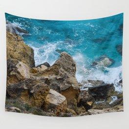 Rocky Coast Wall Tapestry