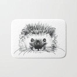 Hedgehog Bath Mat