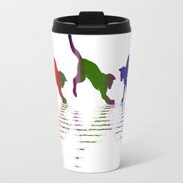 CATS RAINBOW II Travel Mug