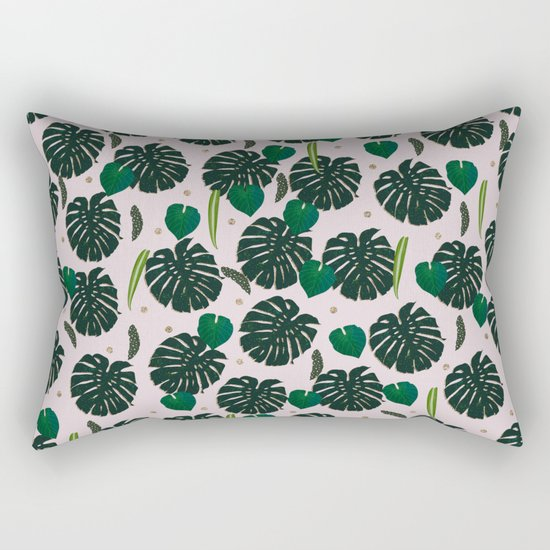 Plant Life Rectangular Pillow