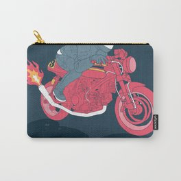 flat Carry-All Pouch