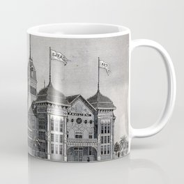 California 1853 Coffee Mug