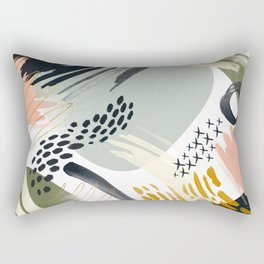 Abstract autumn season Rectangular Pillow
