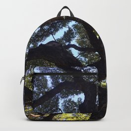 Hawaiian Tree Backpack