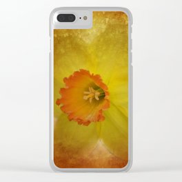little pleasures of nature -14- Clear iPhone Case