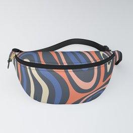 Colorful Spotted Fanny Pack