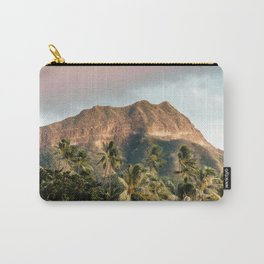 Sunset at Diamond Head Hawaii Carry-All Pouch
