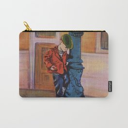 Singing in the rain, the early years Carry-All Pouch