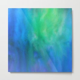 Abstract No. 44 Metal Print