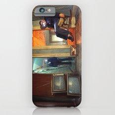 Static/Abduction iPhone 6s Slim Case