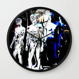The Blue Boy Wall Clock