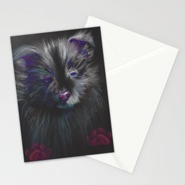 Kev's the Name Pup'n is My Game Stationery Cards