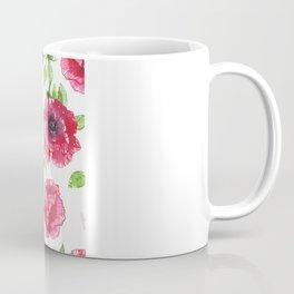 Red poppy Coffee Mug