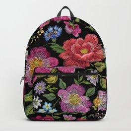 Bordado Backpack