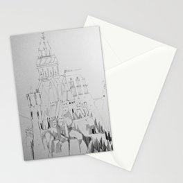 Northern Towers Stationery Cards