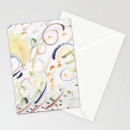 Colors of Colorado Abstract Stationery Cards
