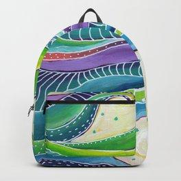 Tribal Wave I Backpack