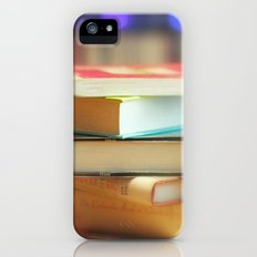 I love books iPhone (5, 5s) Slim Case
