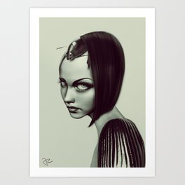 Insection Art Print