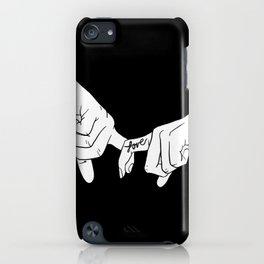 HANDS 2 iPhone Case
