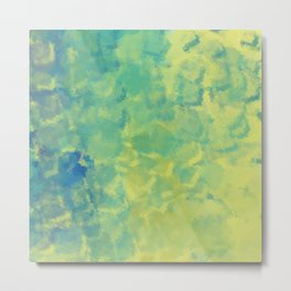 Watercolor Splash #2 #art #society6 Metal Print