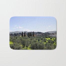 Tuscan Hills Bath Mat