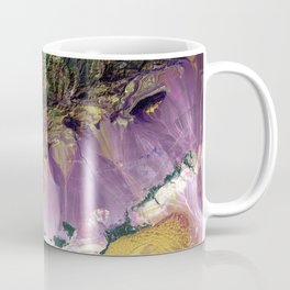 The Turpan Depression Coffee Mug