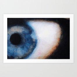 All Seeing Art Print