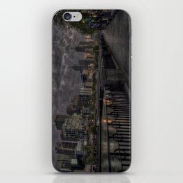 eggHDR1356 iPhone Skin