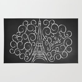 Paris Sketch Rug