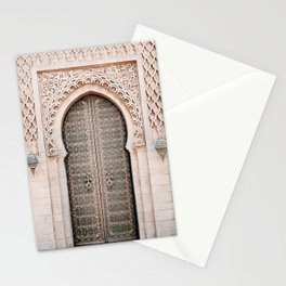 Morocco Door Stationery Cards
