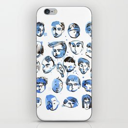boyz iPhone Skin