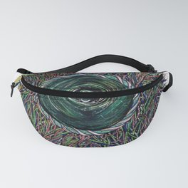 Mysterious Eye Fanny Pack