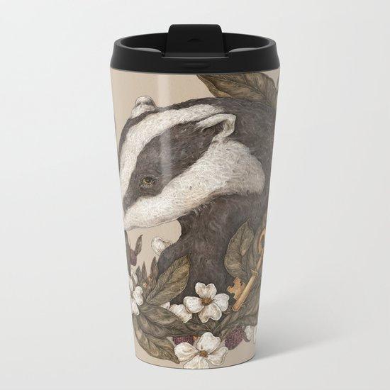 Badger Metal Travel Mug