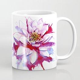 Bleeding Lotus Coffee Mug