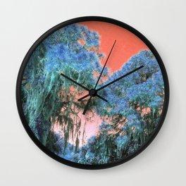 Florida Fantasy Wall Clock