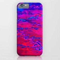 Re-Created Infinity Pool No. 6 by Robert S. Lee Slim Case iPhone 6