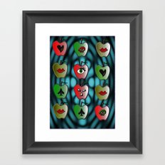 Temptations Framed Art Print