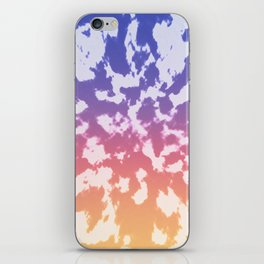 Sunset Tie-Dye iPhone Skin