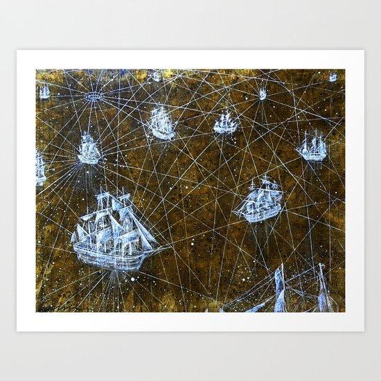 """Continuity"" Art Print"