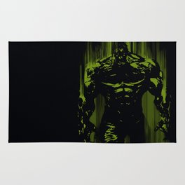 The Green Thing Rug