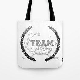 Team Kabby Tote Bag